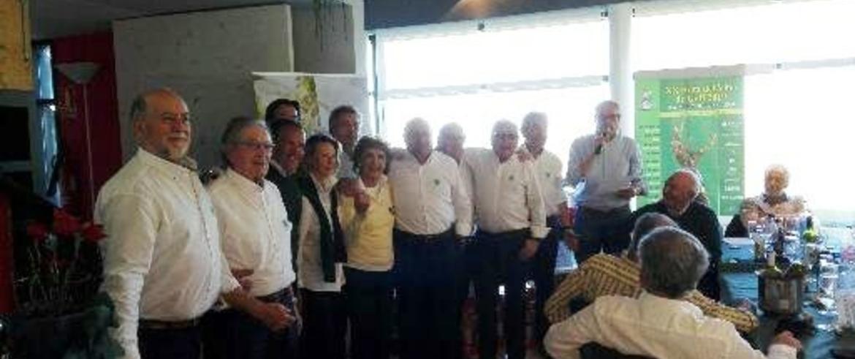Equipo de Laukariz, ganador en Rioja Alta